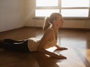 Yoga for fibroids