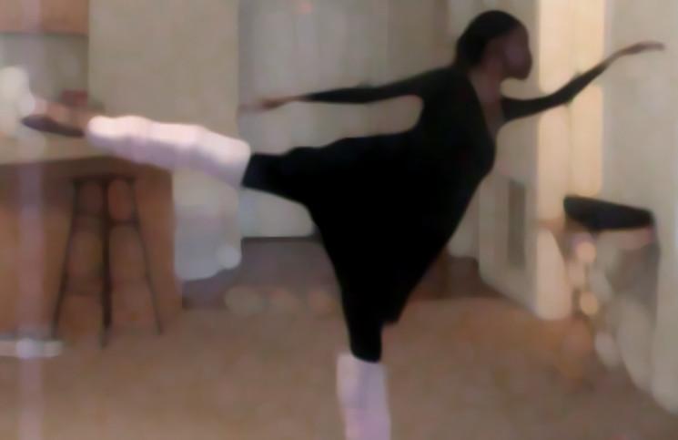 Monia dance Posing August 10th 2014 2