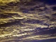 midwest morning sky sunday january 31 2016
